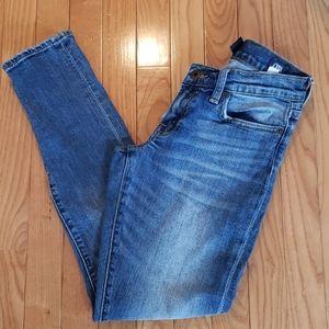 EUC, Lucky Brand Sienna Cigarette Jeans